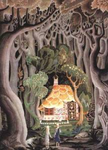 hansel_and_gretel_kay_nielsen