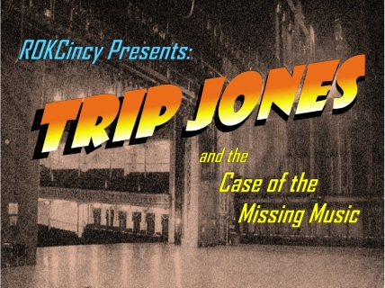 IMAGE Trip Jones and the Case of the Missing Music